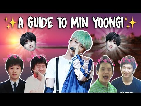 An Introduction to BTS: Suga Version
