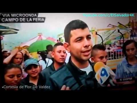 Que es El Salvador 4K? estuvimos en vivo para canal 19 de El Salvador desde la feria de San Salvador