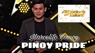 THE BEST OF MARCELITO POMOY  AMERICAS GOT TALENT FINALIST