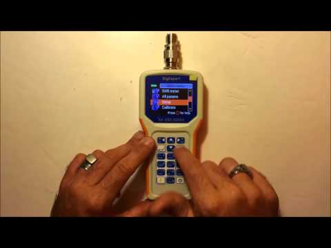 Rigexpert AA-230 Zoom antenna analyzer review
