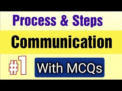 7. Process Of Communication| Steps In Communication Process| Effective Business Communication