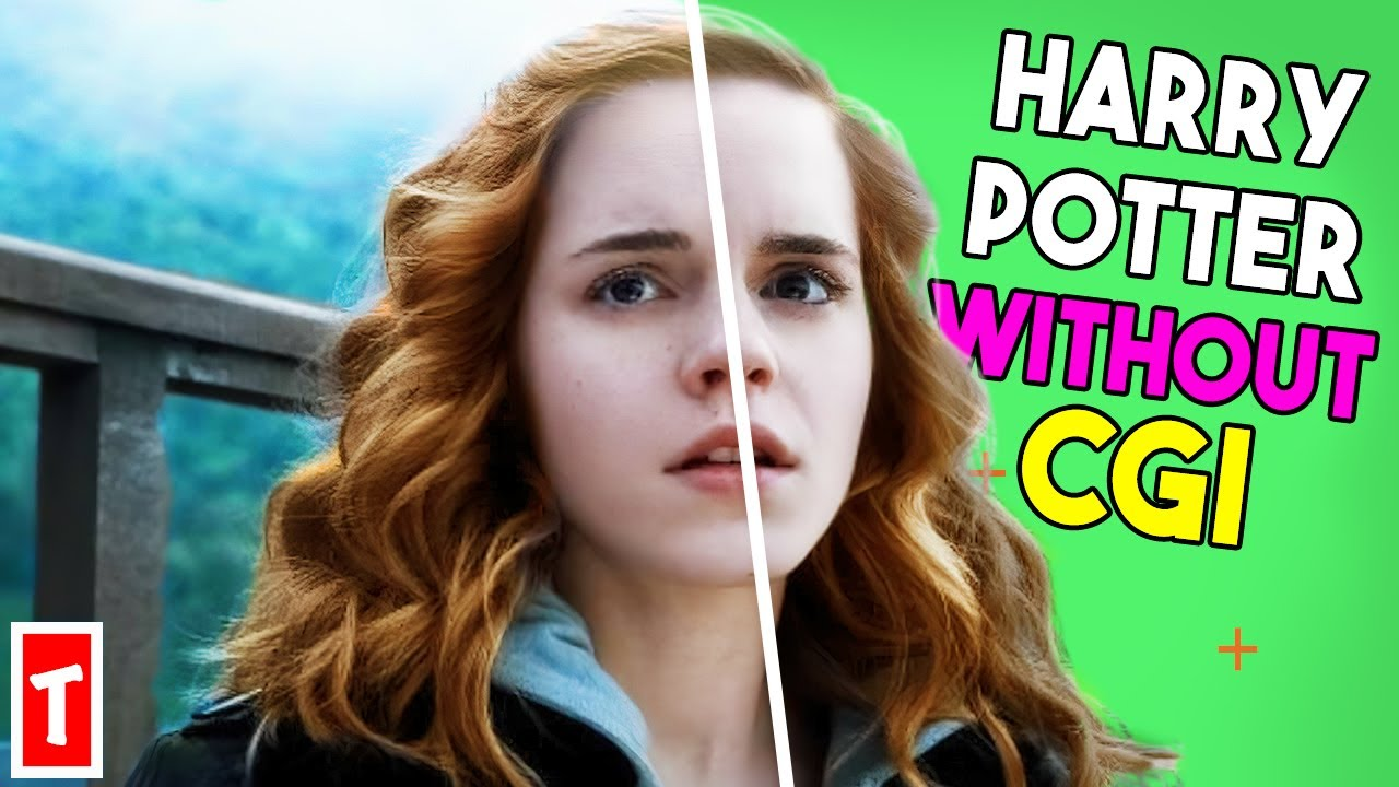 Download What These Harry Potter Scenes Look Like Without The Magic