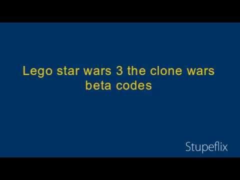 star wars 3 codes