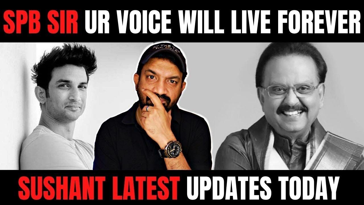 SPBalasubramaniam Sir | Sushant Latest Updates | Vikas Singh Lawyer | Tamil | Dubai Tamizhan