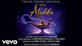 """Márcio Simões - Nunca Teve Um Amigo Assim (De """"Aladdin""""/Audio Only)"""