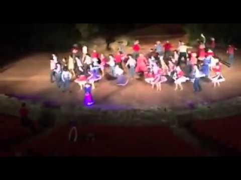 TEXAS! Musical Drama Surprise Proposal