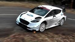 Test Monte Carlo 2020 Teemu Suninen Ford Fiesta WRC
