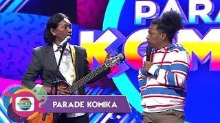 Waduh! Arie Kriting Marah-Marah Denger Cak Blangkon Nyanyi Blackpink! - PARADE KOMIKA