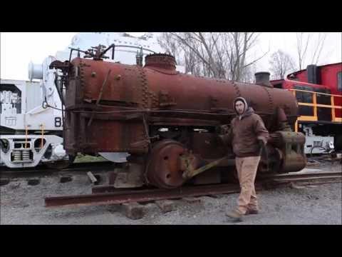 "Restoring the J&L 58, the ""Rolling Ingot""  Part 1"