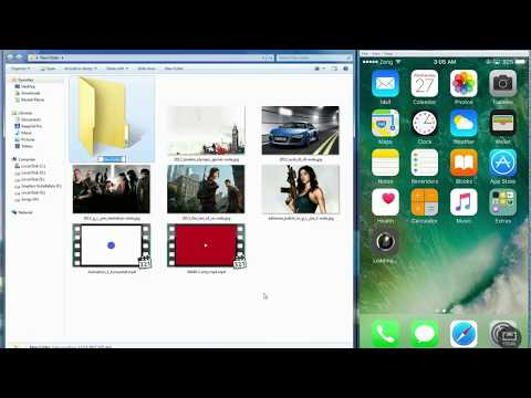 Learn how to transfer the pictures on your iPhone to your Windows PC with our easy to follow video t.