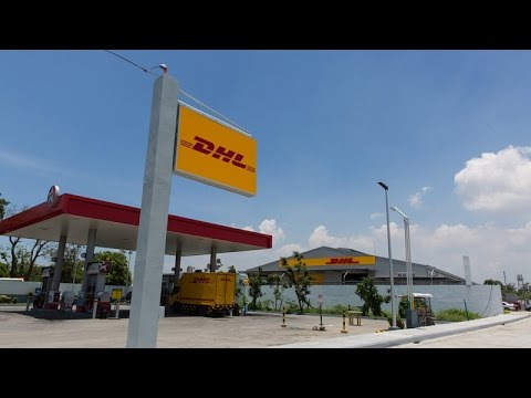 DHL Express Philippines South Service Center