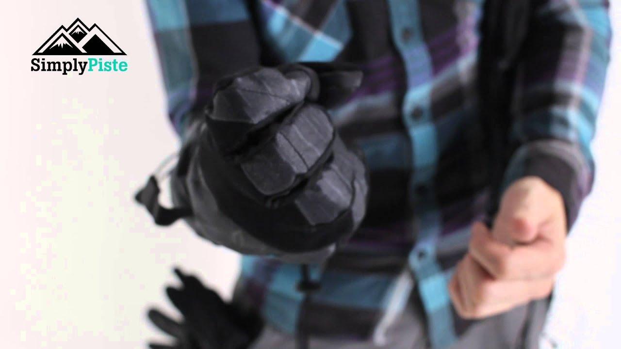 miło tanio buty do separacji wyprzedaż resztek magazynowych Dakine Mens Scout Glove - Black Birch - www.simplypiste.com