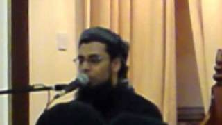 beautiful nasheed Qari ziyad patel