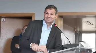 René Prêtre a la Fondation Brocher