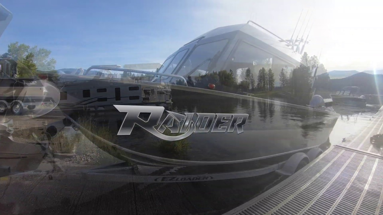 Raider Premier Aluminum Boats North West Washington