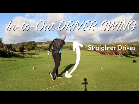 How To Hit The Driver Better (in to out swing path)