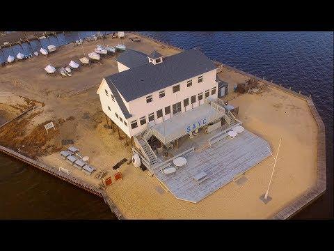 New Shore Acres Yacht Club @ Sunset