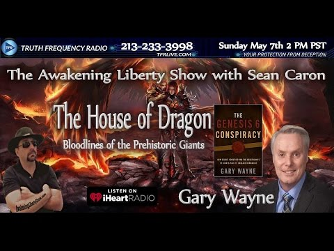 THE HOUSE OF DRAGON & ANTICHRIST BLOODLINES GARY WAYNE
