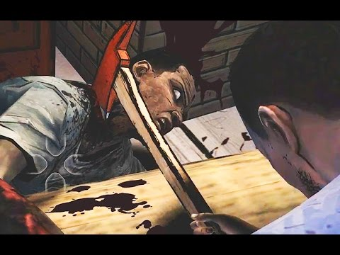 THE WALKING DEAD #2: KINH KHỦNG: TỰ TAY GIẾT EM TRAI RUỘT