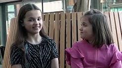 Tubesta tutut Elina ja Sofia kertovat, millaista työtä kirjan teko vaatii
