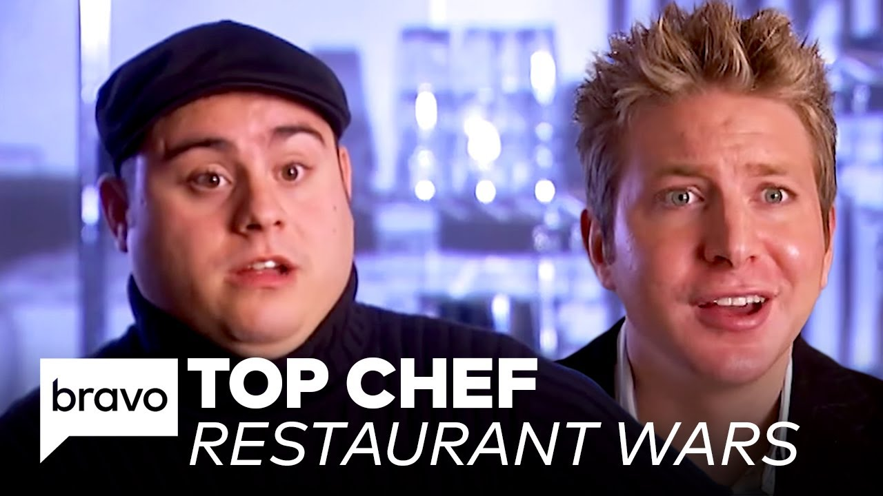 Download Relive the First-Ever Top Chef Restaurant Wars   Bravo