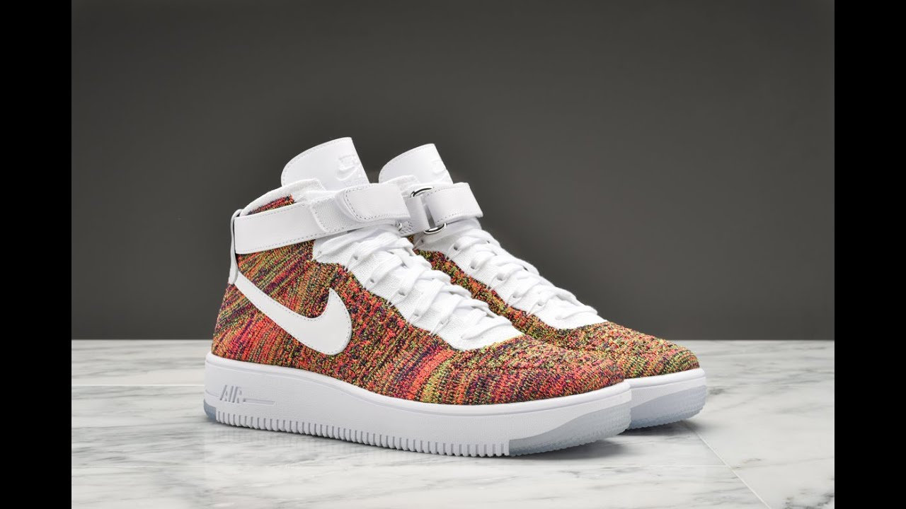 meet 3478d 84506 KoF Mailbox: Nike Air Force 1 Ultra Flyknit Mid