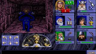 Let's Play Eye of the Beholder 17: Puzzle Solving is the Pits