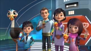 Miles from Tomorrowland Full Theme Song