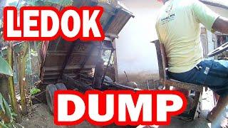 Diesel Dump truck full power - girico dump