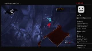 Batman arkham ayslum livestream gameplay 3