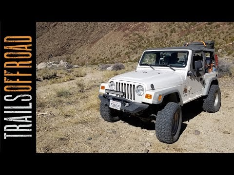 Redlands Canyon - Death Valley California in 4k UHD