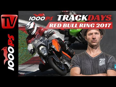 1000PS Bridgestone Trackdays Red Bull Ring 2017 - Das Eventvideo