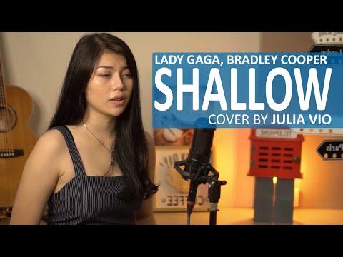 Lady Gaga, Bradley Cooper - Shallow cover by Julia Vio