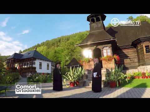 """Comori ale Ortodoxiei. Mănăstirea """"Sfântul Ilie"""" din Toplița, jud. Harghita (03 12 2017)"""