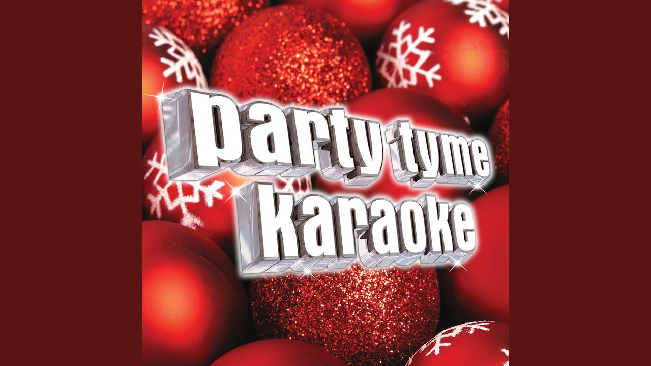 Have Yourself A Merry Little Christmas (Made Popular By Frank Sinatra) (Karaoke Version) - YouTube