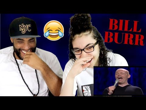 MY DAD RAECTS TO Best of Bill Burr: White Guilt REACTION