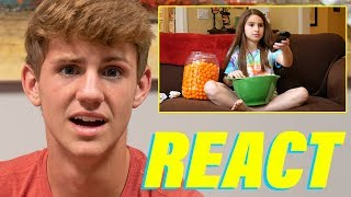"""MattyBRaps REACTS to """"She Gets Away With Everything"""" by Mimi x Daniela (Music Video)"""