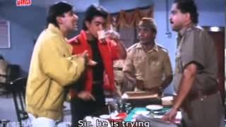Aamir Khan, Salman Khan - Andaz Apna Apna - Comedy Scene[FreshMaza