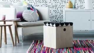 Storage Box Diy Ideas #1: Ottoman - Homes+