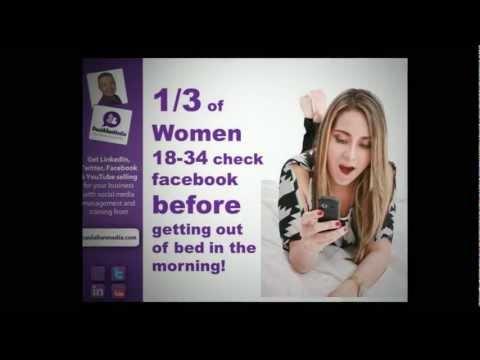 Social media UK statistics 2012