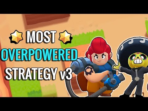 Double Healer = Free Wins? Most OVERPOWERED Strategy in Brawl Stars v3!