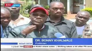 Butere residents protest killing, blame the police over mechanic killing