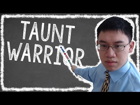 Hearthstone: Trump's Un'Goro Deck Teachings - Taunt Warrior