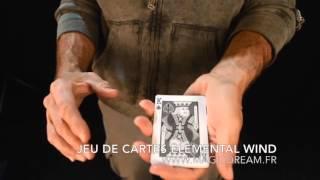 magie - JEU DE CARTES ELEMENTAL WIND - www.magicdream.fr