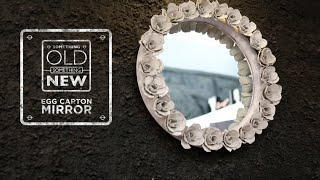 Ep 6: Egg Carton Mirror | Something Old Something New | HGTV Asia
