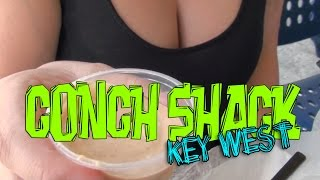 Mariah Milano At Key West Conch Shack!