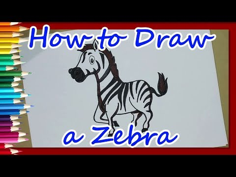 how-to-draw-a-zebra-in-easy,-step-by-step-for-children,-kids,-beginners