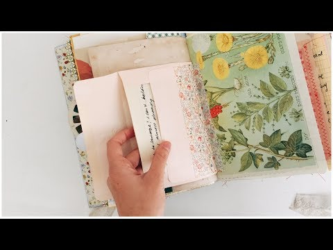 15 Minute Journal Page Challenge | 6