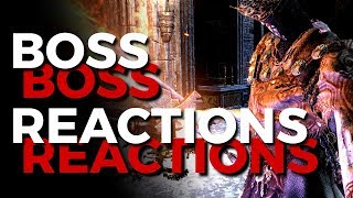 Boss Reactions | Dark Souls 3 | Pontiff Sulyvahn