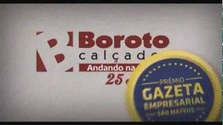 Prêmio Gazeta Empresarial Boroto Calçados 2011
